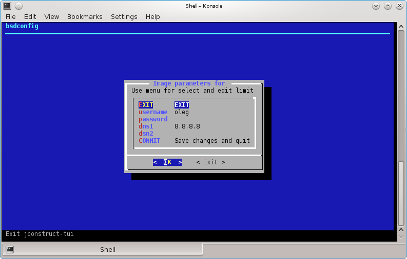 CBSD — FreeBSD Jail and Bhyve Management Tools